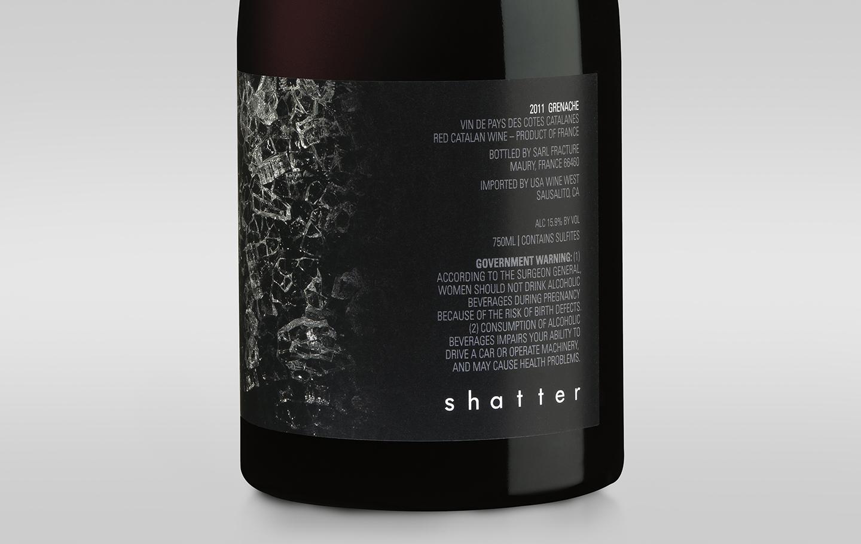 Shatter bottle 005
